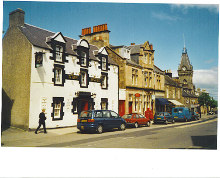 Auchterarder, Star Hotel, Perthshire © Colin Smith